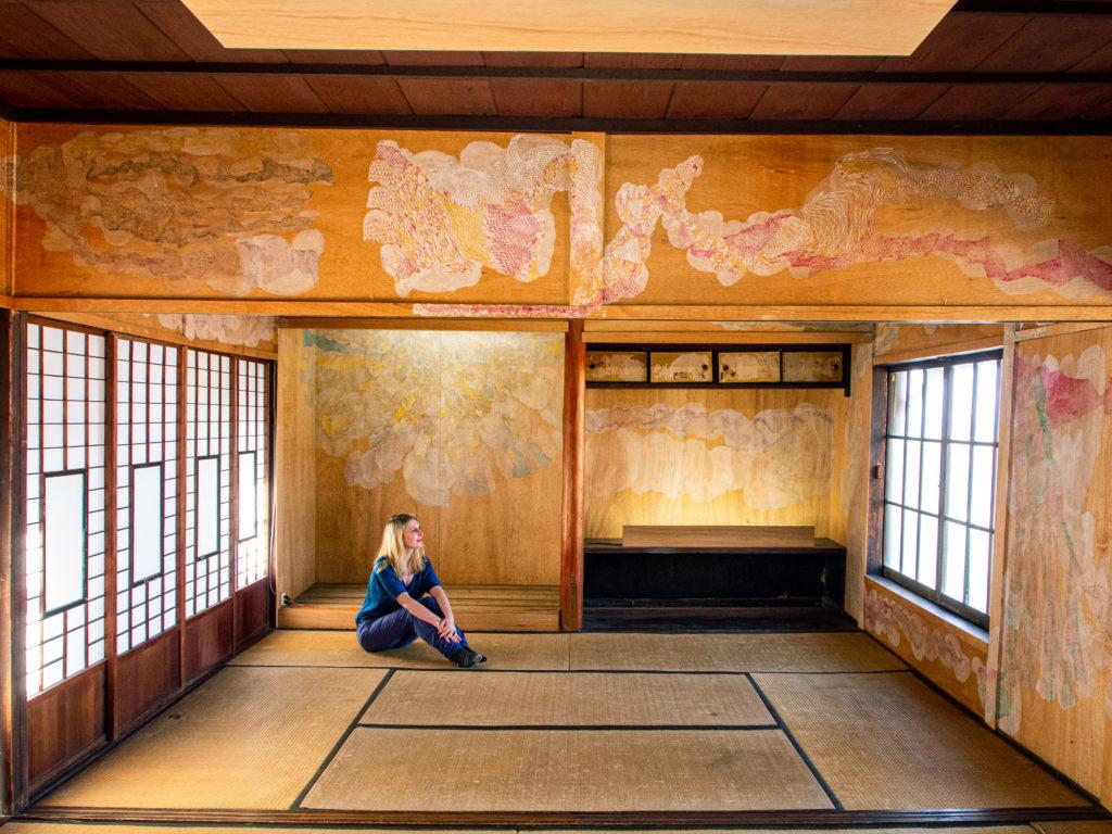 Samantha Bailly à Ogishima
